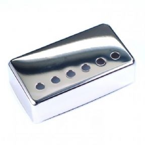 HUMBUCKER PICKUP COVER OPEN CHROME